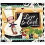 LANG® Love To Cook 2015 Standard Wall Calendar