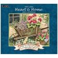 LANG® Heart & Home 2015 Standard Wall Calendar