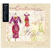 LANG® Artisan Haute Couture 2015 Standard Wall Calendar
