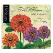 LANG® Artisan Full Bloom 2015 Standard Wall Calendar