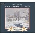 LANG® Four Seasons 2015 Standard Wall Calendar