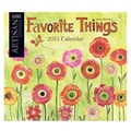 LANG® Artisan Favorite Things 2015 Standard Wall Calendar