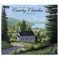 LANG® Country Churches 2015 Standard Wall Calendar