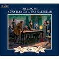 LANG® Kunstler Civil War 2015 Standard Wall Calendar