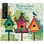 LANG® Artisan Birdhouses 2015 Standard Wall Calendar