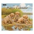 LANG® Puppy 2015 Standard Wall Calendar