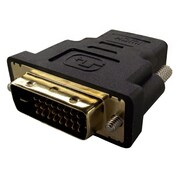 Shaxon HDMI Female/DVI Male Adapter, Black
