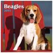 LANG® Avalanche Beagles 2015 Standard Wall Calendar