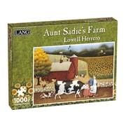 LANG® 1000 Pieces Jigsaw Puzzle, Aunt Sadie'S Farm