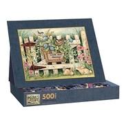 LANG® 500 Pieces Jigsaw Puzzle, Garden Gate