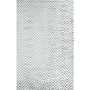 nuLOOM Marrakesh Grey Darbves Area Rug; 5' x 8'