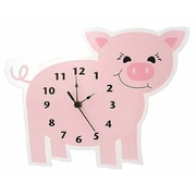 Trend Lab Baby Barnyard Piglet Wall Clock