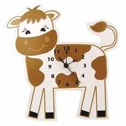 Trend Lab Baby Barnyard Cow Wall Clock
