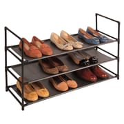 Richards Homewares Stackable Standing Shoe Rack