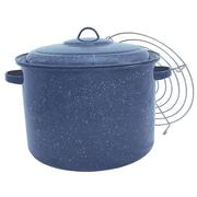Granite Ware Quart Tamale Multi-Pot w/ Steamer Insert