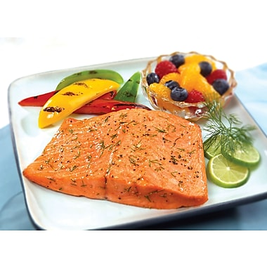 Omaha Steaks 6 Wild Salmon Fillets (6 Oz.)