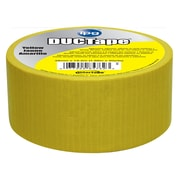 "Intertape® Jobsite AC20 General Utility Duct Tape, 1.88"" x 20 yds, Yellow, 36 Roll"