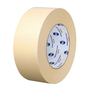 "Intertape® PF3 1"" x 60yds. 6.7 mil High Temperature Medium Grade Masking Tape, Beige, 36 Roll"
