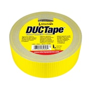 "Intertape® Economy Cloth Duct Tape, 2"" x 60 yds., Yellow, 24 Roll"