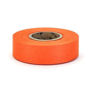 Mutual Industries Biodegradable Flagging Tape, 1