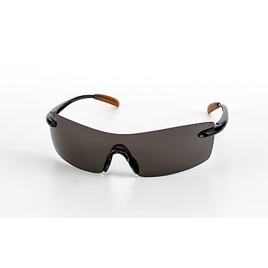 Mutual Industries Mantaray Safety Glasses, Gray