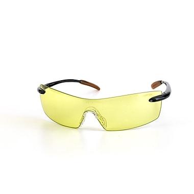 Mutual Industries Mantaray Safety Glasses, Amber