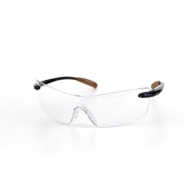 Mutual Industries Mantaray Safety Glasses, Clear