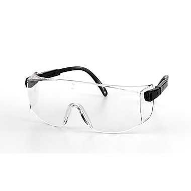 Mutual Industries Gator Safety Glasses, Clear
