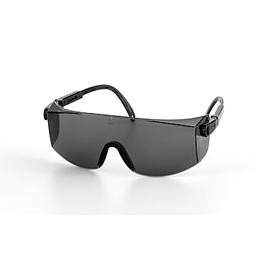 Mutual Industries Gator Safety Glasses, Gray