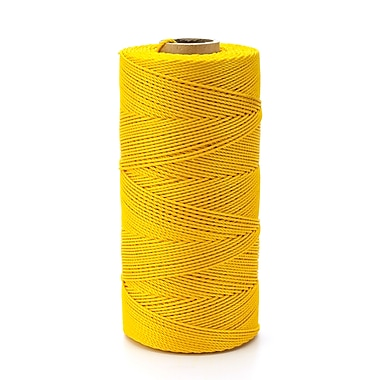 Mutual Industries Braided Nylon Mason Twine, 18