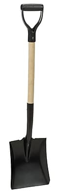Mutual Industries Long Handle Square Point Shovels