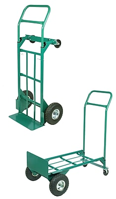 Mutual Industries 2 in 1 Two Wheeler Hand Truck