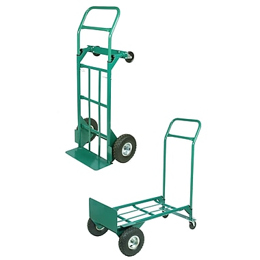 Mutual Industries 2-in-1 Two-Wheeler Hand Truck