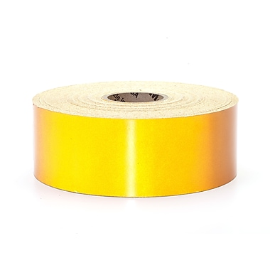 Mutual Industries Pressure Sensitive Retro Reflective Tape, 2