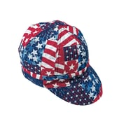 Mutual Industries Kromer C346 Fireworks Style Hard Bill Cap, One Size