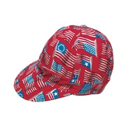 Mutual Industries Kromer C355 Wave Flag Style Hard Bill Cap, One Size