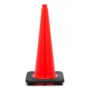 Mutual Industries 7 lbs. Plain Traffic Cone, 28
