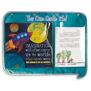 "Educational Insights® 18 1/2"" x 24"" You Can Quote Me Writing Activity Center Pocket Chart"