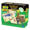 Educational Insights® Hot Dots® Force, Motion, and Simple Machines Science Card Set, Grade 2+