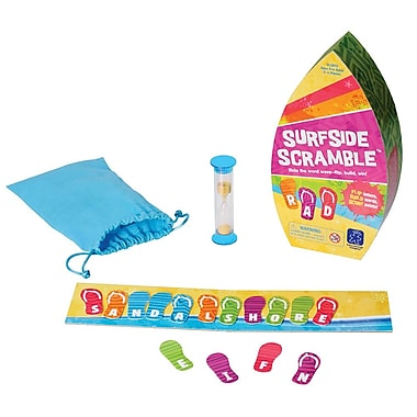 Educational Insights® Surfside Scramble™ Word Game, Grades 3-12