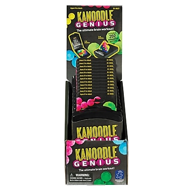 Educational Insights® Kanoodle® Genius Game, Grades 3-12, 12/Pack