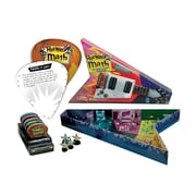 Educational Insights® Rockin Math™ Board Game, Grades 3+