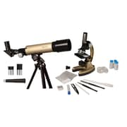 Educational Insights® GeoSafari® Telescope and Microscope Set