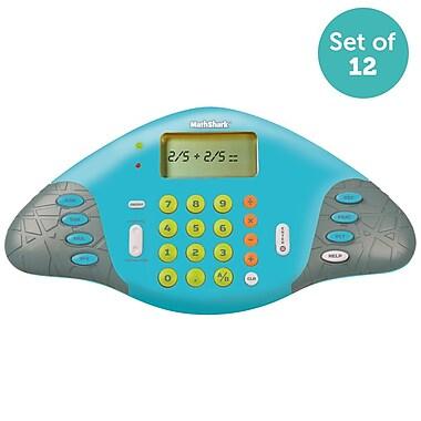 Educational Insights® MathShark® Handheld Game, Grades 1+