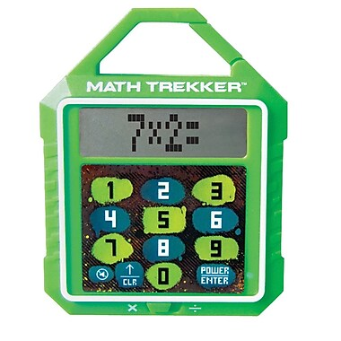 Educational Insights® Math Trekker™ Multiplication & Division Game, Grades 3-12