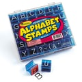 Learning Resources® Uppercase Alphabet Stamp, 34/Set
