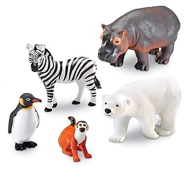 Learning Resources® Jumbo Zoo Animals