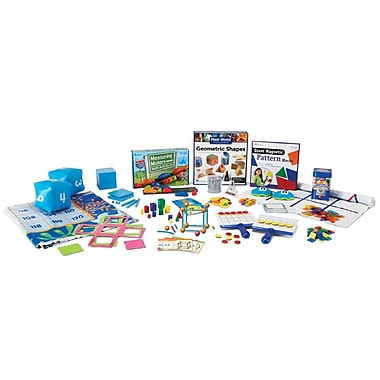 Learning Resources® Common Core State Standards Math Kit, Grade 1