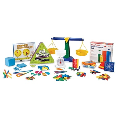 Learning resources 174 common core state standards math kit grade 3