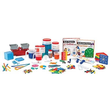 Learning Resources® Common Core State Standards Math Kit, Grade 4
